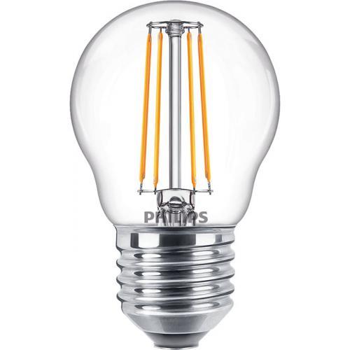 ampoule led filament ledluster 4 3w 40w e27 2700k. Black Bedroom Furniture Sets. Home Design Ideas