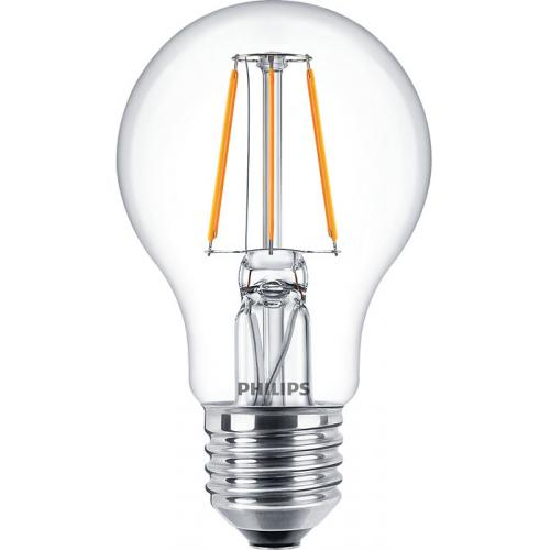 ampoule led filament ledbulb 4 3w 40w e27 2700k. Black Bedroom Furniture Sets. Home Design Ideas
