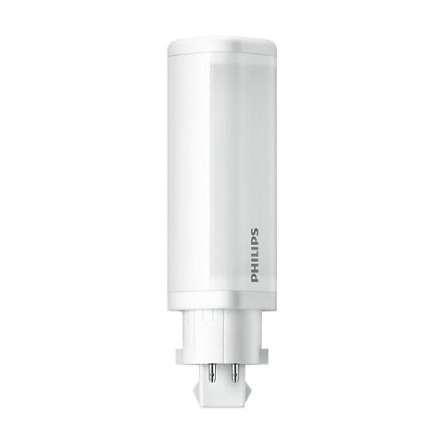 Ampoule LED CorePro PL C 4,5W=13W 3000K 4P G24q 1