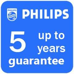 Garantie PHILIPS
