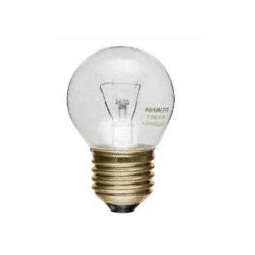 Ampoule incandescante Sphérique 2800K 15W E14