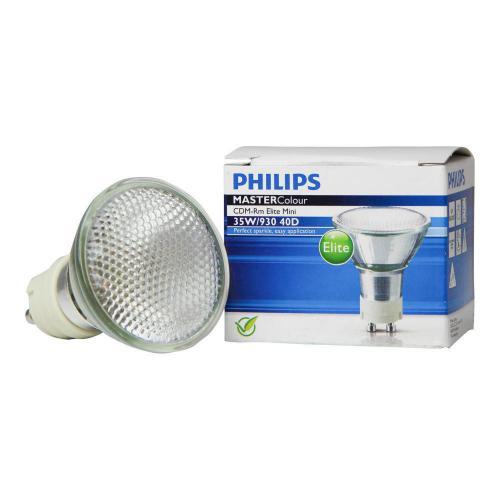 Lampe à décharge CMH 35W GX10 3000K 40D