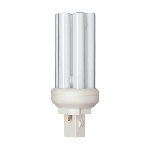 Ampoule Fluocompacte PLT GX24d 2 18W 2700K