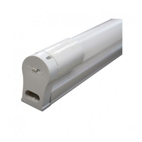 Tube LED T8 22W 4000K 1200 mm + Support 180 265V
