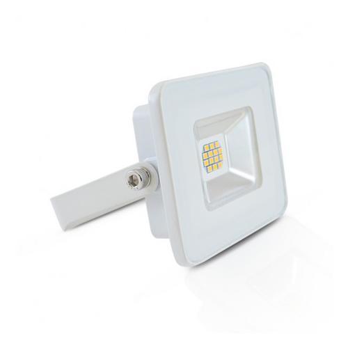 Projecteur LED Plat Blanc 10W 6000K IP65
