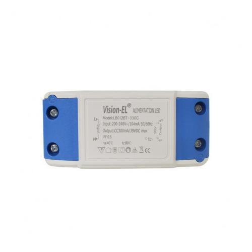 ALIMENTATION LED 39VDC 12W