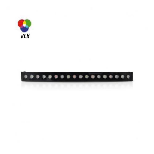 Wall Washer LED traversant 36W RGB 24VDC