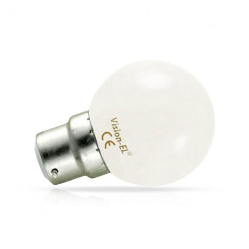 Ampoule LED B22 Bulb 1W 6000 K | remplace 10W