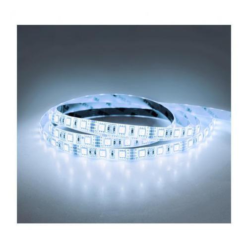 Bandeau LED 6700K 5m 60 LED/m 72W IP65 12V PU