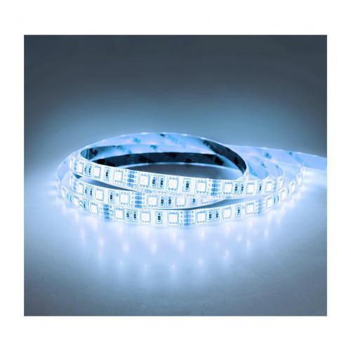 Bandeau LED 9000K 5m 30 LED/m 72W IP65 12V PU