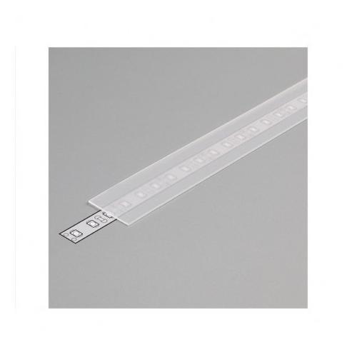 Diffuseur Profile 19.2mm Dépoli 1m pour bandeaux LED