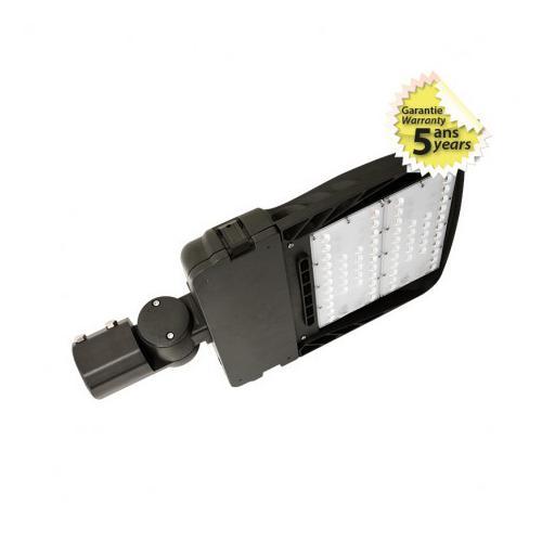 Tête de lampadaire série 500XS 150W 4000 K