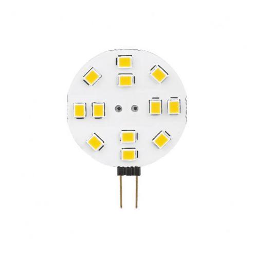 Ampoule LED G4 2W 180lm 3000K | remplace 15W