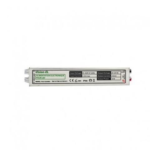Alimentation pour LED 18W 20 52V DC