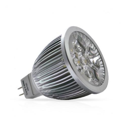 Ampoule LED GU5.3 Spot 6W 2700K | remplace 35W