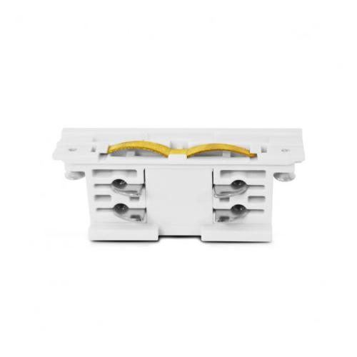 Connecteur Triphase Jonction Blanc