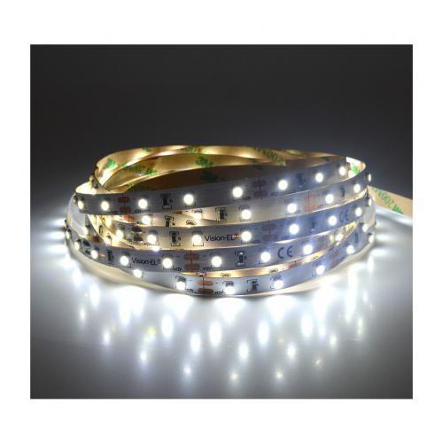 Bandeau LED 5 m 60 LED/m 24W IP20 6000 K