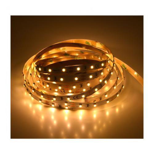 Bandeau LED 5 m 60 LED/m 24W 2700 K IP20