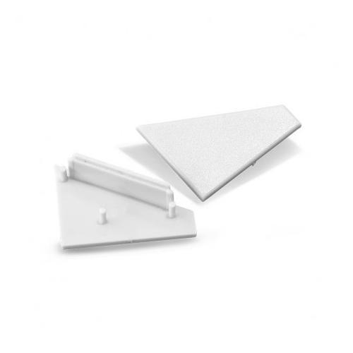 Terminaison Gris pour Profile Angle 30/60