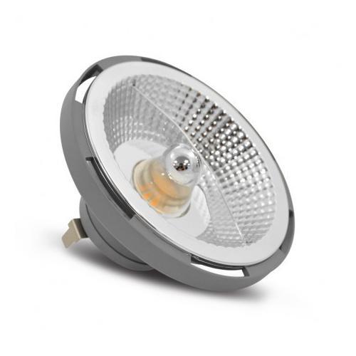 Ampoule LED QR G53 AR111 15W 4000K 110D | remplace 100W