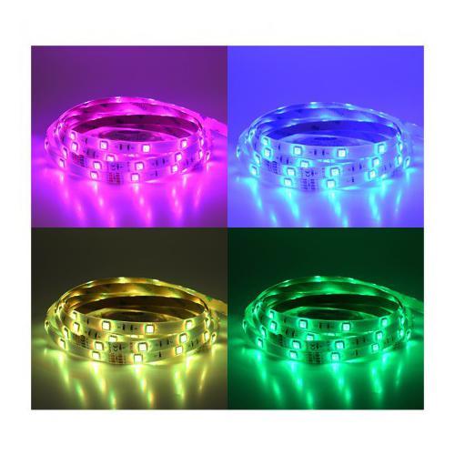 Bandeau LED RGB 5 m 30 LED/m 36W IP65 24V