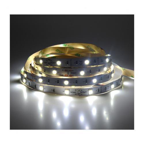 Bandeau LED 6000 K 5 m 30 LED/m 36W IP20 24V