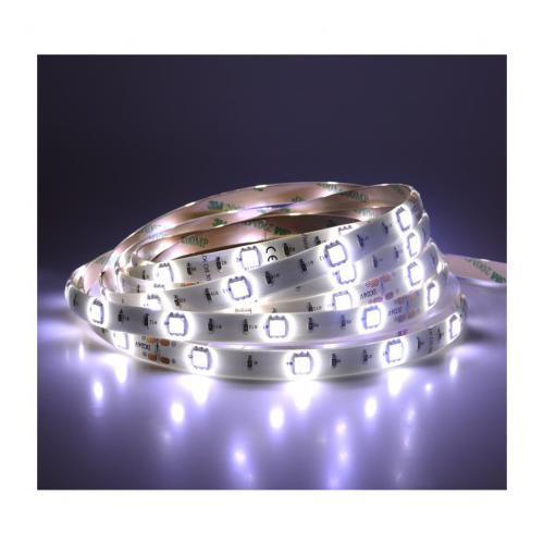 Bandeau LED 6000 K 5 m 30 LED/m 36W IP65 24 V PU