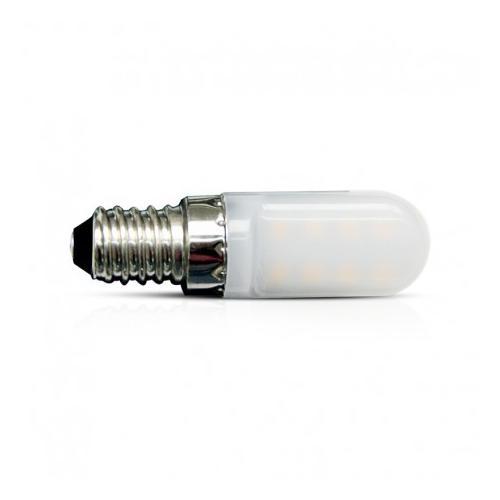 Ampoule Frigo E14 2W 3000K Boite   remplace 15W