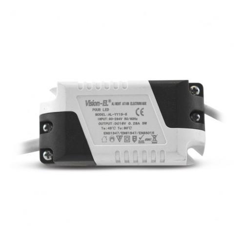 Alimentation pour LED 5W IP54