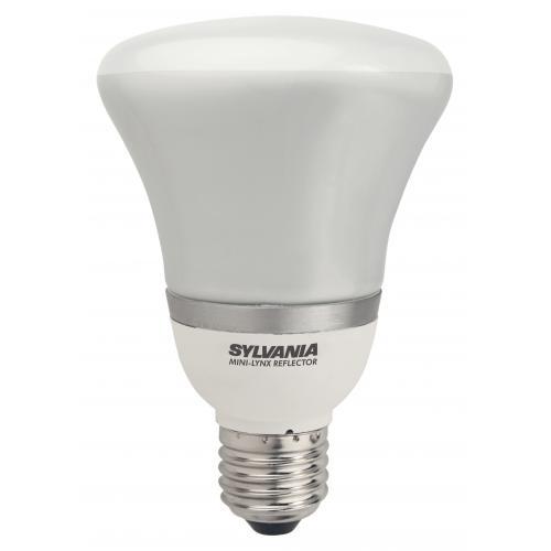 Ampoule Fluocompacte R80 E27 20W 2700K