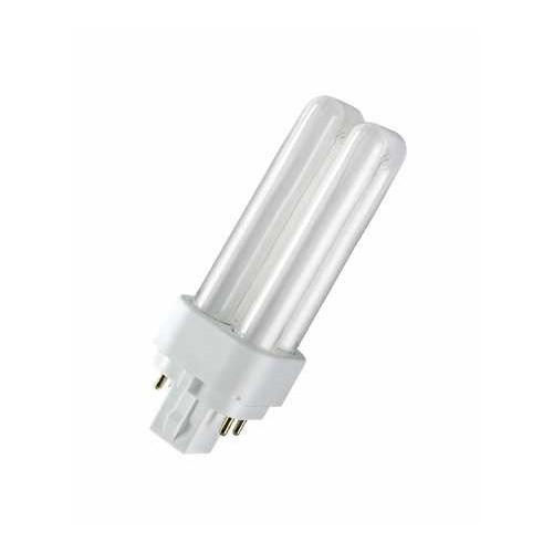 Ampoule DULUX D/E 18W 827 G24q-2 BE