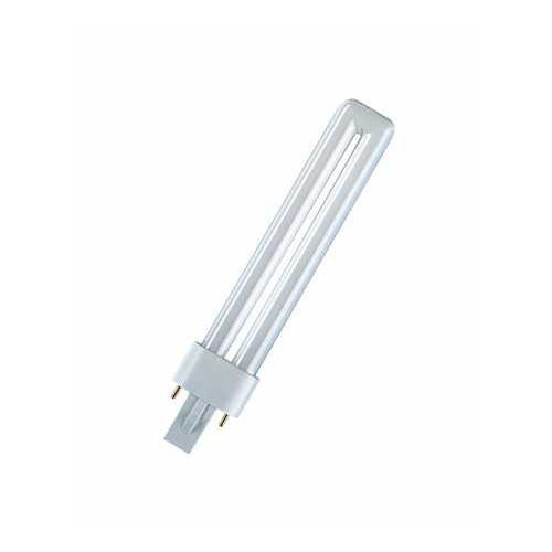 Ampoule fluocompacte DULUX S 9W G23