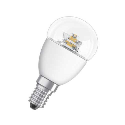 Ampoule Led sst sph 6W40 var E14 diam