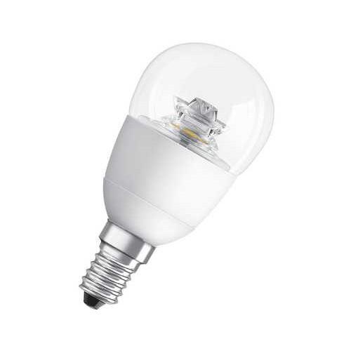 Ampoule LED Star Sphérique 6W40 E14 DIAM CH