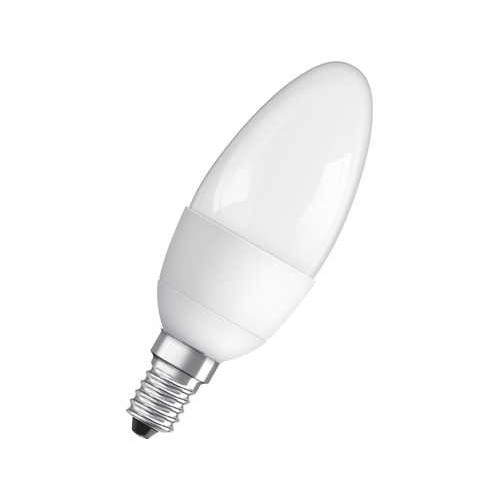 Ampoule LED Star Flamme 6W40 E14 CH