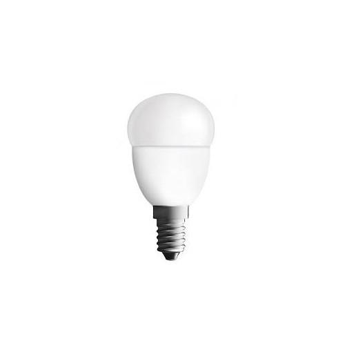 Ampoule LED Sphérique 5,5W40 E14 dépolie blanc chaud NEOLUX
