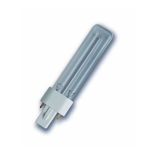 Lampe UV HNS S 9W OFR G23