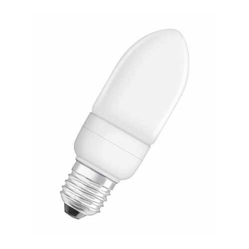 Ampoule fluocompacte PRO Flamme 9W E27 CH
