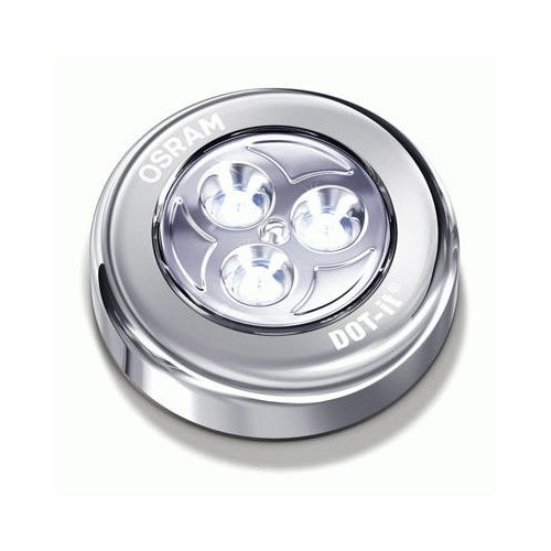 Décoration Led Dot-it Classic Argent si