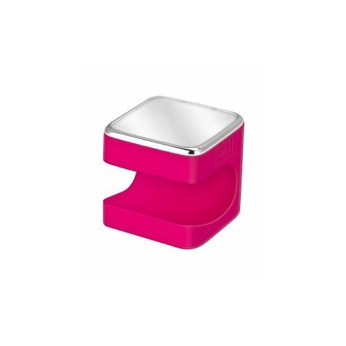 Lampe de poche LED CUBY Rose