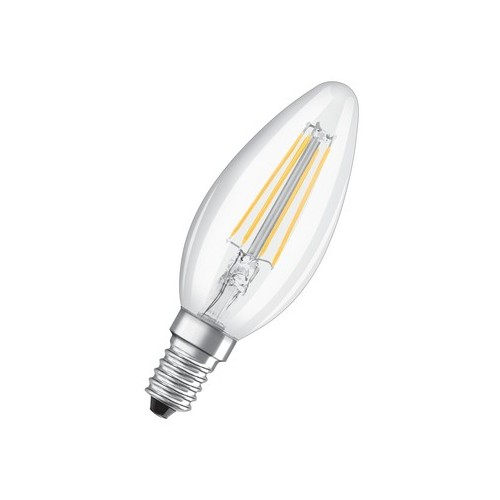 Ampoule LED FILAMENT Flamme 4W=37W E14