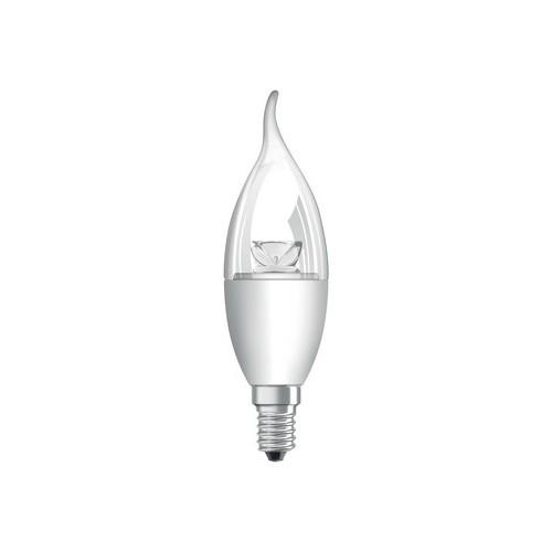 Ampoule LED SP STAR FLAM 5 7W=40 COUP DE VENT VAR DIAM E14 Chaud