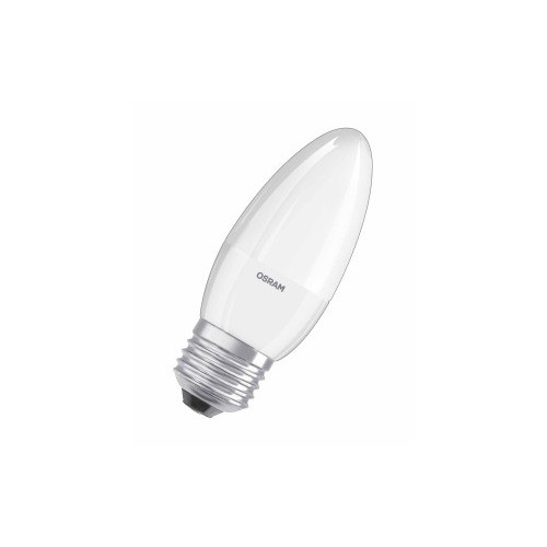 Ampoule LED SP STAR FLAM 5 4W=40 VAR Dépolie E27 Chaud