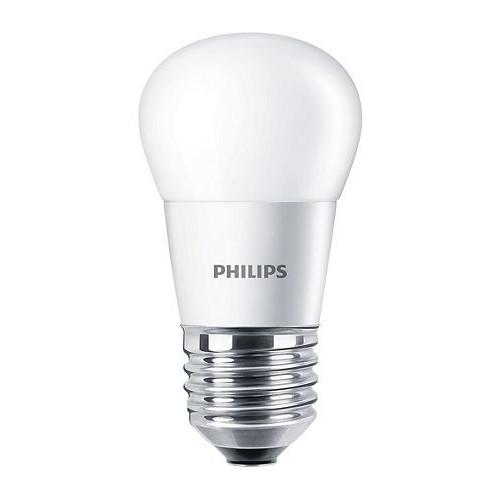 Ampoule LED CorePro Luster E27 4W=25W 2700k Dépolie