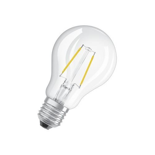 Ampoule LED FILAMENT STD 1,2W=15W E27 2700K