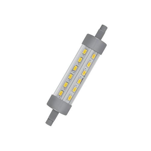 Ampoule LED STAR CRAYON 9W=75W CL R7S 2700K