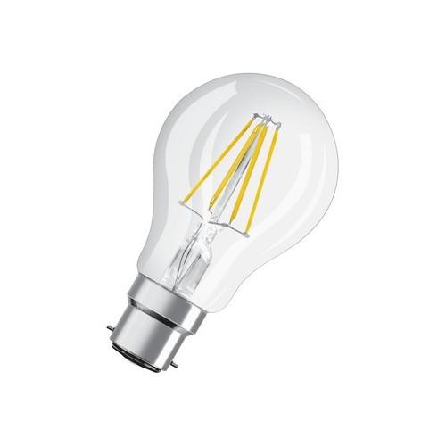 Ampoule LED FILAMENT STD 4W=40W B22 2700K