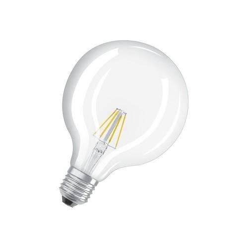 Ampoule Led Filament Globe 6W=60W E27 2700K