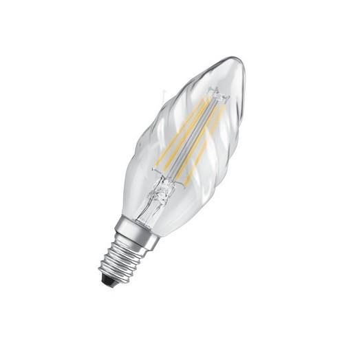 Ampoule Led Filament Flam tors 4W=40W E14 2700K