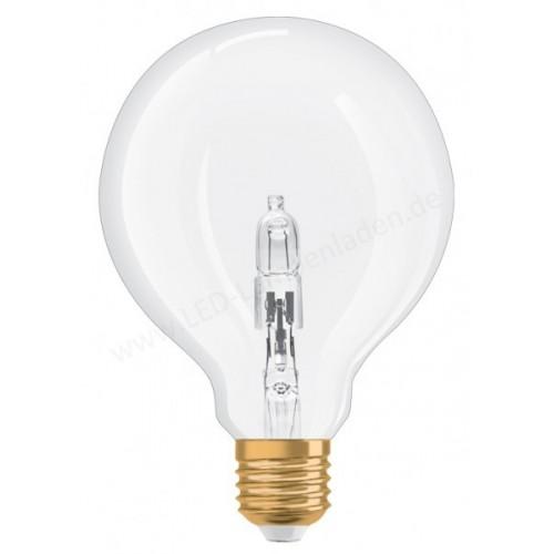 Ampoule Halogène VINTAGE GLOBE 1906 20W E27 2700K